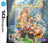 Rune Factory 3: A Fantasy Harvest Moon (Nintendo DS)